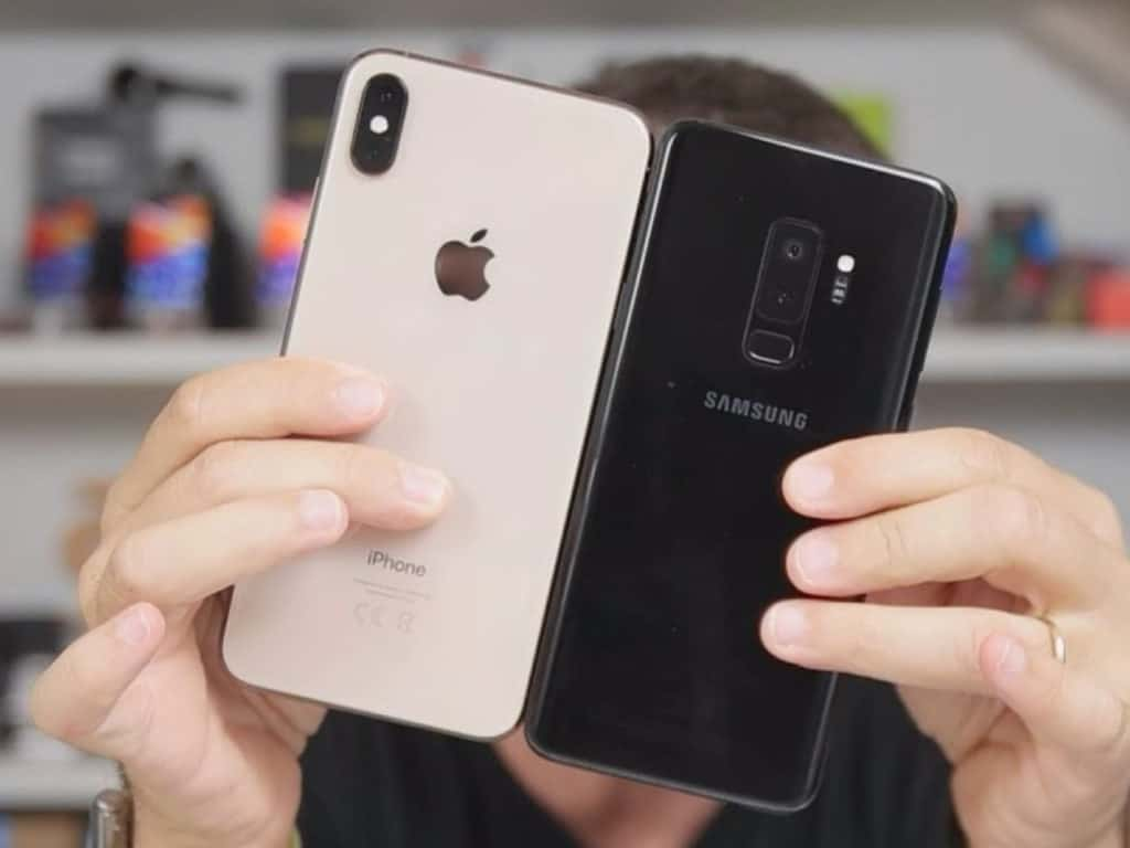 iPhone XS Max vs. The Samsung S9 Plus Review